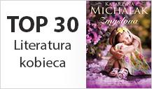 TOP 30 literatury kobiecej, rabaty do -38%