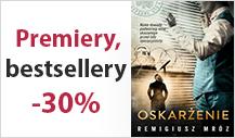 Szalone ceny: premiery i bestsellery -30%