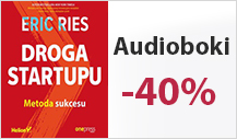 Audiobooki Helion -40%