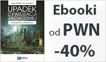Ebooki PWN -40%