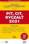 PIT CIT Ryczałt 2021 Podatki Część 1