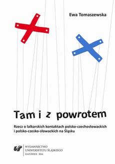 Tam i z powrotem - 03 Rozdz. 5-6. Pierwsze kontakty z Czechosłowacją Jana Dormana; Edukacja teatralna lalkarzy
