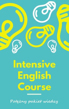 "Angielski - 10 ebooków ""Intensive English Course"""