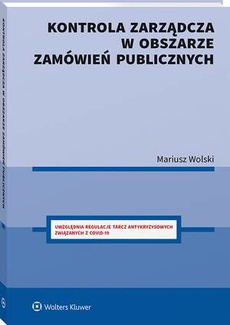 Kontrola zarządcza w obszarze zamówień publicznych
