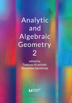 Analytic and Algebraic Geometry 2