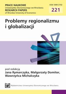 Problemy regionalizmu i globalizacji