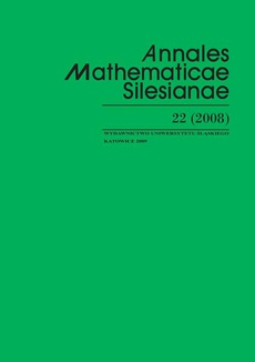 Annales Mathematicae Silesianae. T. 22 (2008) - 02 On a functional equation connected to Gauss quadrature rule