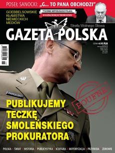Gazeta Polska 15/11/2017