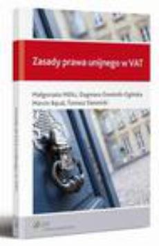 Zasady prawa unijnego w VAT