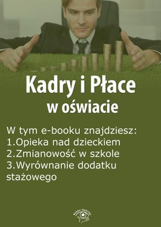 Kadry i Płace w oświacie, wydanie październik 2015 r.