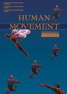 Human Movement, 13(2)