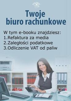 Twoje Biuro Rachunkowe, wydanie wrzesień 2014 r.