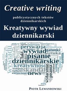 Creative writing publicystycznych tekstów dziennikarskich