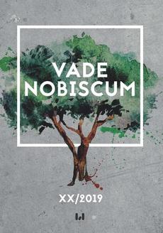 Vade Nobiscum, tom XX/2019
