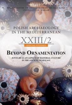 Polish Archaeology in the Mediterranean 23/2