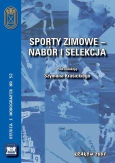 Sporty zimowe – nabór i selekcja