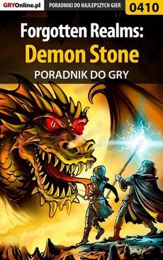 Forgotten Realms: Demon Stone - poradnik do gry