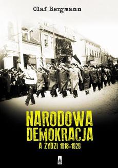 Narodowa Demokracja a Żydzi 1918-1929