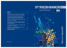 Konińskie Studia Społeczno-Ekonomiczne Tom 5 Nr 1 2019