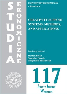 Creativity support systems, methods and applications. SE 117