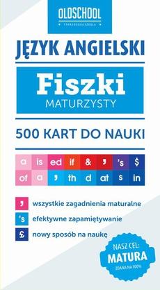 Język angielski Fiszki maturzysty