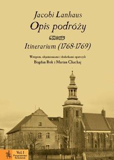 Opis podróży. Itinerarium (1768-1769)