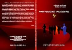 Prawo – Psychiatria - Społeczeństwo