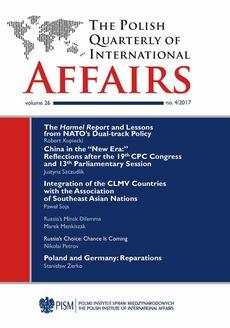 The Polish Quarterly of International Affairs 4/2017