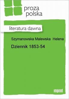 Dziennik 1853-54
