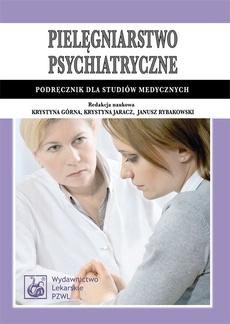 pielęgniarstwo psychiatryczne podręcznik dla studiów medycznych pdf