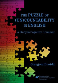 The Puzzle of (Un)Countability in English. A Study in Cognitive Grammar - 02 The analysis