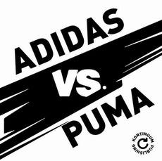 Adidas vs. Puma. Dwaj bracia. Dwie firmy