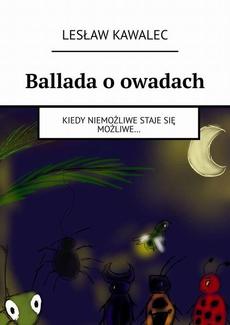 Ballada o owadach