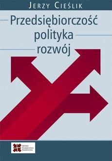 Przedsiębiorczość polityka rozwój