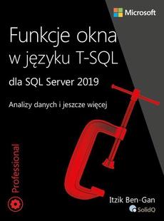 Funkcje okna w języku T-SQL dla SQL Server 2019