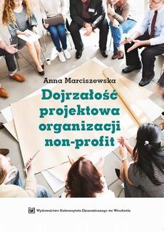 Dojrzałość projektowa organizacji non-profit