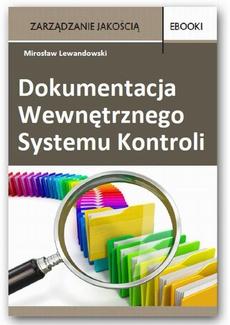 Dokumentacja Wewnętrznego Systemu Kontroli