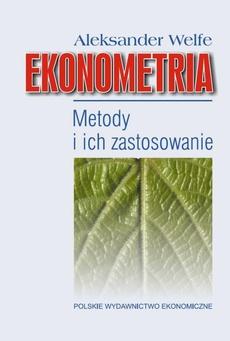 Ekonometria. Metody i ich zastosowanie