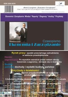 """Czasopismo """"Ekonomia i Zarządzanie"""" maj/2013"""