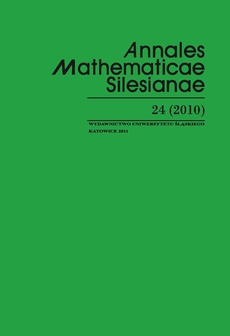 Annales Mathematicae Silesianae. T. 24 (2010) - 04 The invariant straight lines of an affine transformation in Rn without fixed points