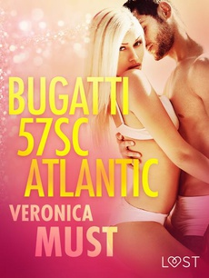 Bugatti 57SC Atlantic - opowiadanie erotyczne