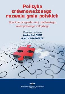 Polityka zrównoważonego rozwoju gmin polskich
