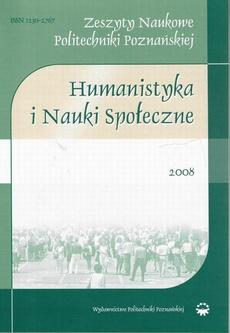 Humanistyka i Nauki Społeczne 56