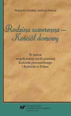 """""""Rodzina suwerenna - Kościół domowy"""" - 07 Bibliografia"""