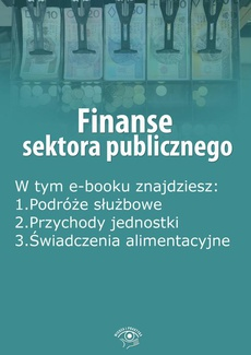Finanse sektora publicznego, wydanie maj 2016 r.