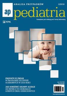 Analiza przypadków. Pediatria 2/2018
