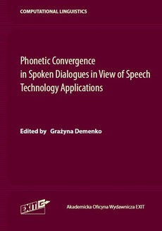 Phonetic Convergence in Spoken Dialogues in View of Speech Technology Applications