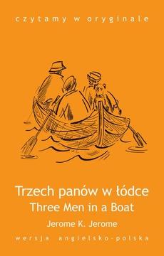 Three Men in a Boat Trzech panów w łódce