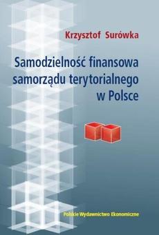 Samodzielność finansowa samorządu terytorialnego w Polsce