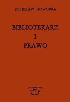 Bibliotekarz i prawo